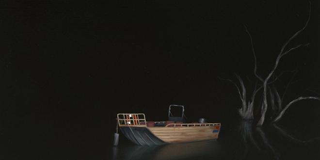 La lumière dans l'ombre de Camilla Tadich (Australie)