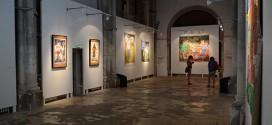 L'œuvre de Robert Combas à La Rochelle