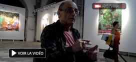 Interview de Didier Moiselet, collectionneur (Exposition «Robert Combas Chefs d'Œuvre»)