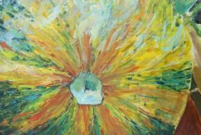Geneviève Deliry, un voyage teinté de spiritualité