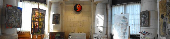 Exposition Xavier Barthe – septembre 2014