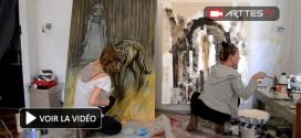 Eurydika: Grossesouris, Nad Thiry et Billy Styx à la galerie «Les bords du bout du monde»
