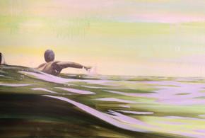 Annabelle Joussaume, sous la peinture des profondeurs